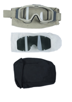 US ESS Protect.goggles W.cover Used eef222df3c