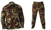 Öltöny M-Tramp BDU Suit woodland 6272a10922