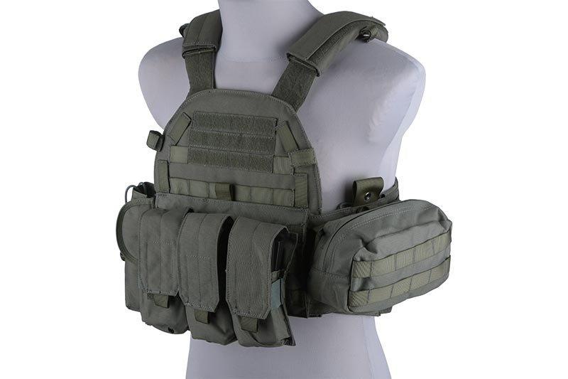 3e9c3cc13e Type tactical mellény - ranger zöld | Taktikai Katonai \ Katonai ...