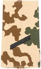 EMBLEMA - GERMAN ARMY TROPICAL CAMO/BLACK SHOULDER LOOPS ´GEFREITER´