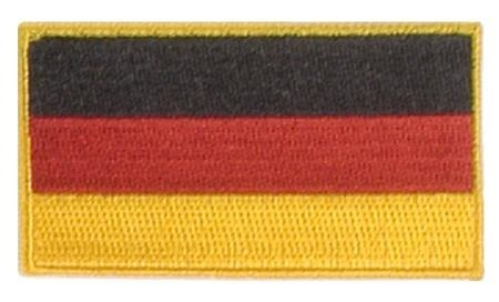 EMBLEMA GERMANIA 45 x 80 MM