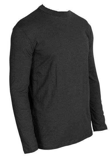 Gurkha Tactical Long Sleeve tricou & Facemask negru