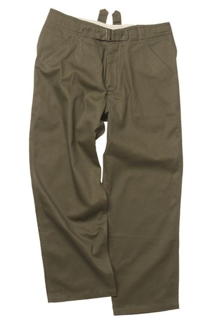Pantalon M40 german tropical - reproductie WWII