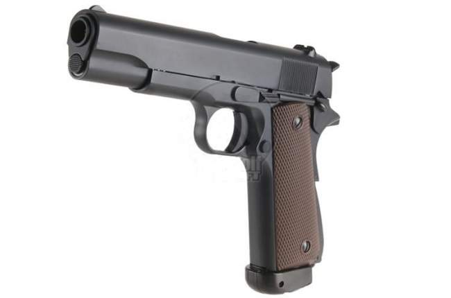 Replica pistol M1911 - full metal - CO2 - STTi - KJW