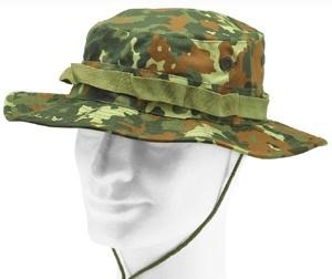 Palarie BUSH JUNGLE US (RIP-STOP) FLECKTARN CAMO