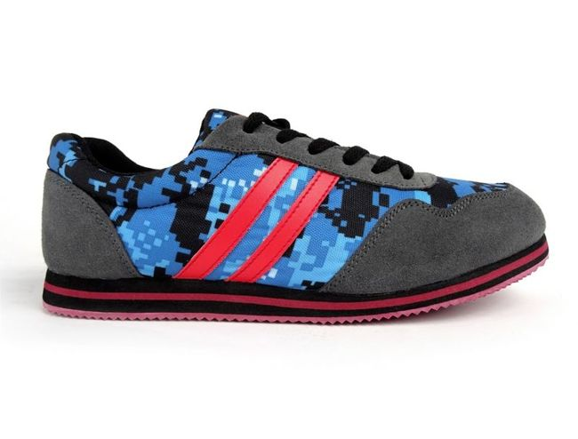 Tenisi Camo Blue Digi – Double Red