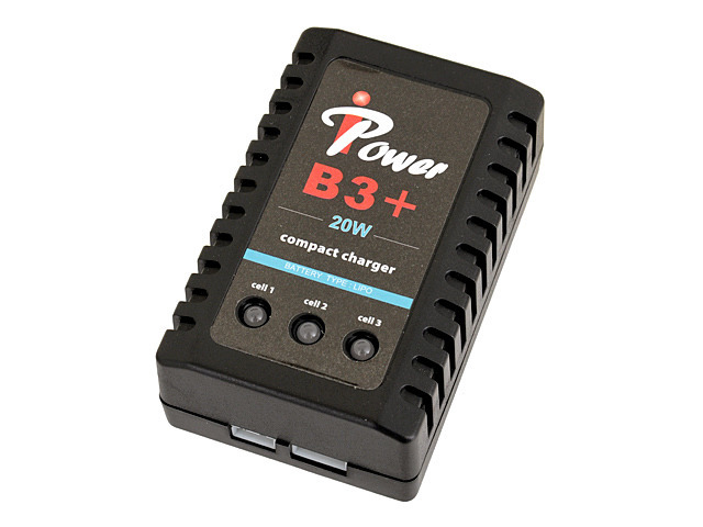 Incarcator B3+ 20W COMPACT CHARGER FOR LI-PO BATTERY [IPOWER]