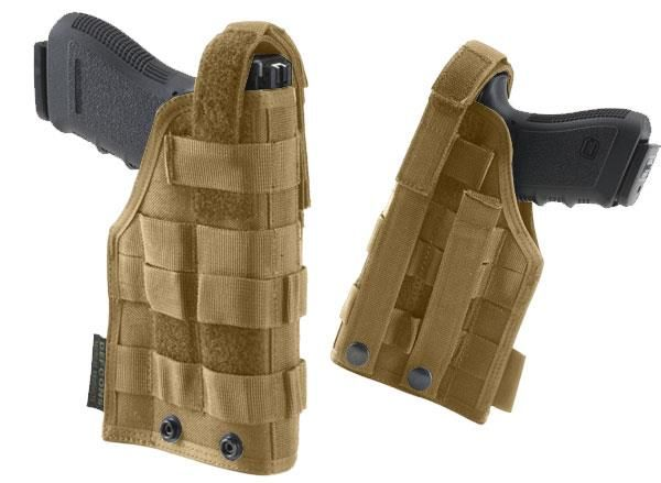 Toc pistol Molle Plus Defcon5 - Coyote Tan