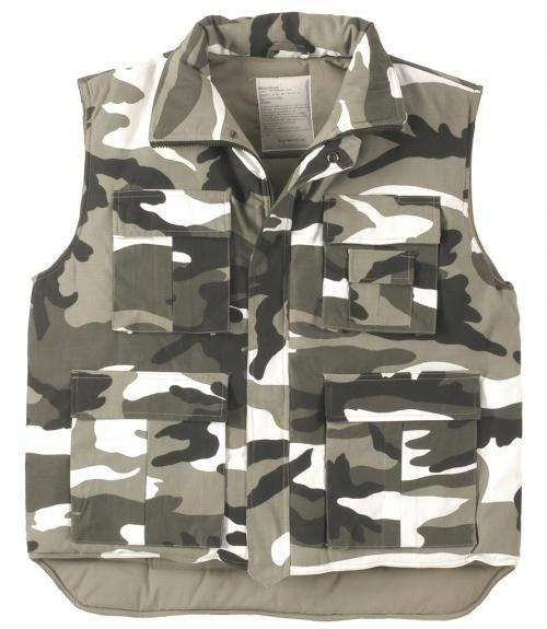 VESTA US RANGER LINED IMPORT URBAN CAMO