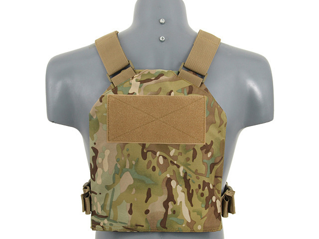 Vesta SIMPLE PLATE CARRIER DUMMY SOFT ARMOR INSERTS - MULTICAMO [8FIELDS]